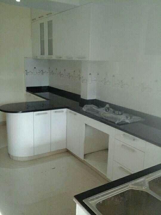marble granito kitchen